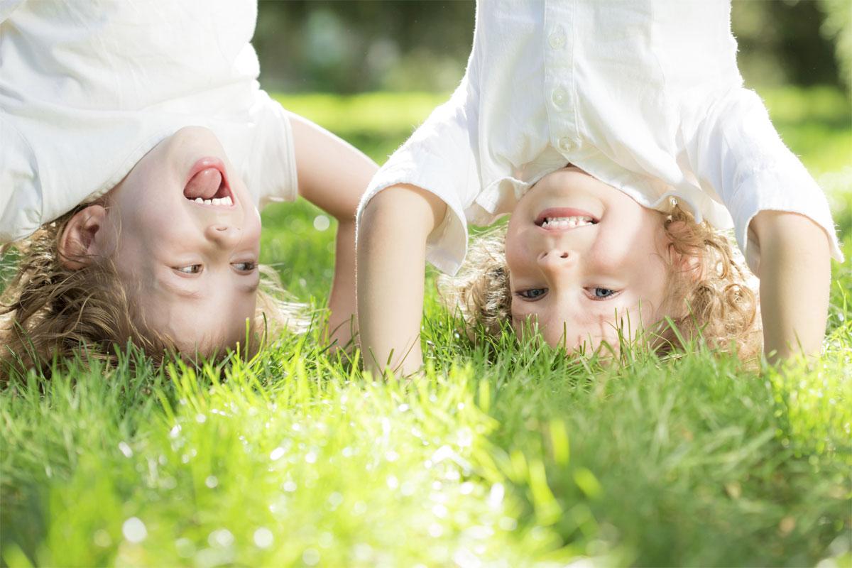 Best Grass For Families Kids