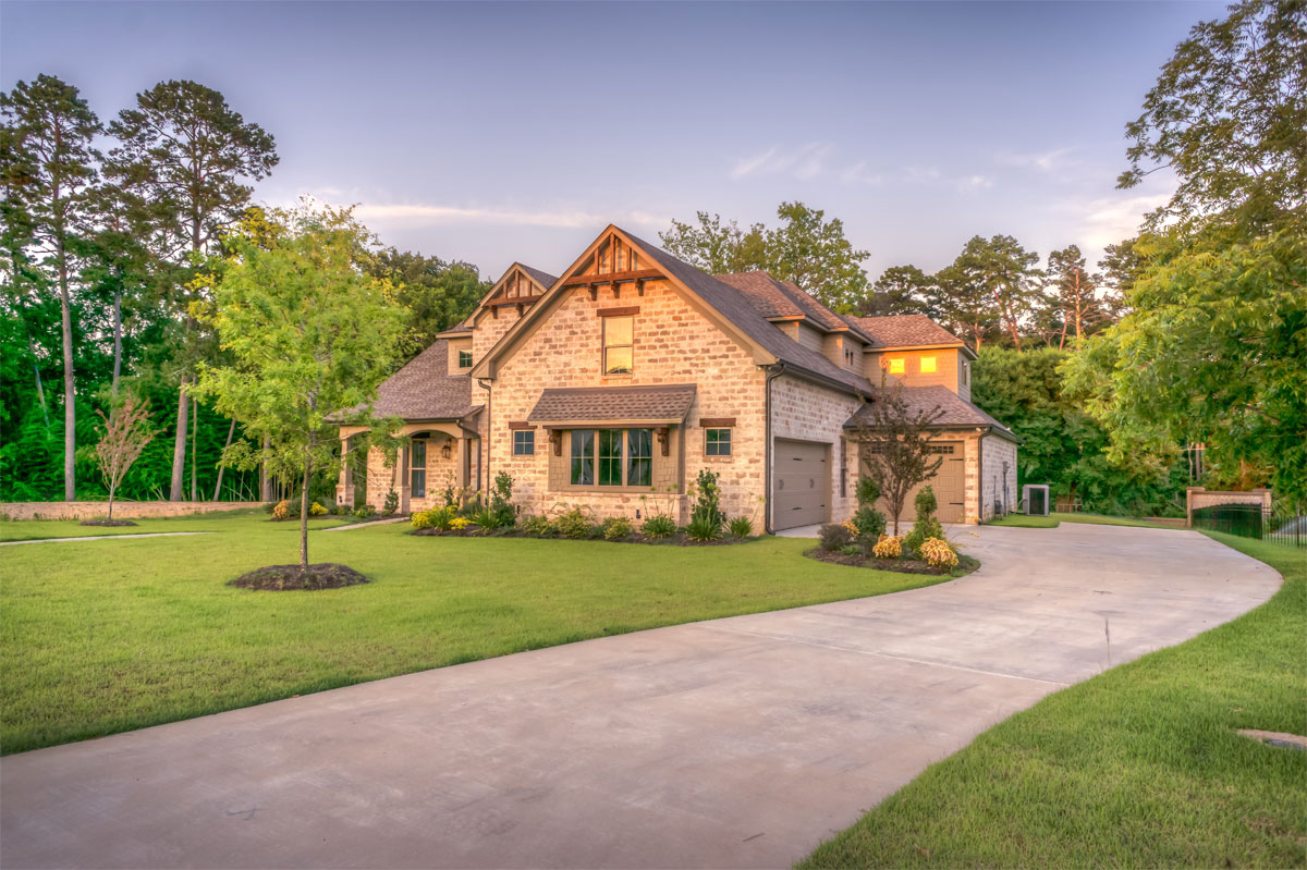 Improve The Value Of A Home Driveway