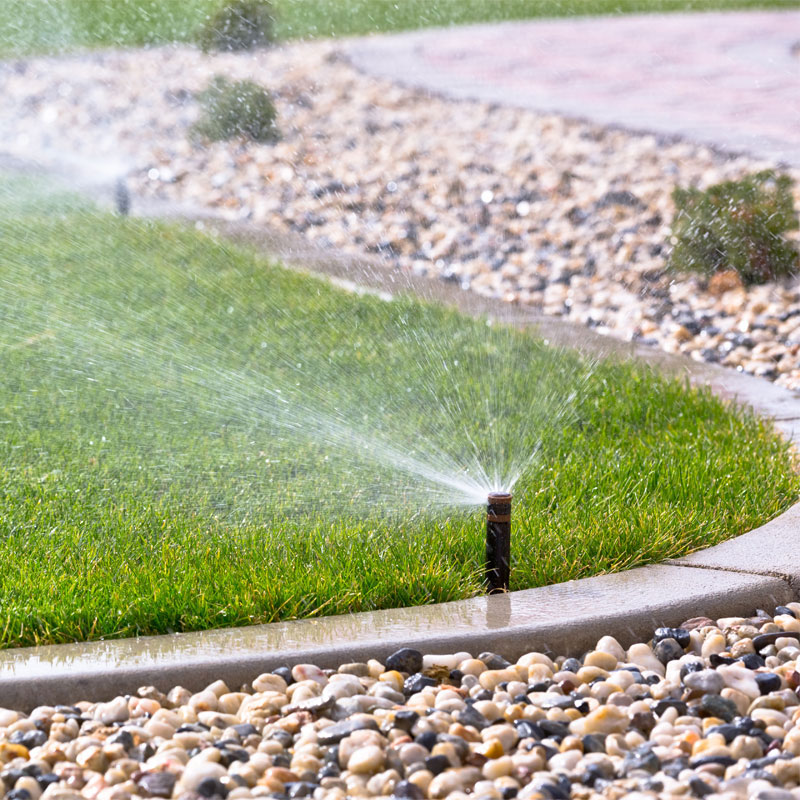 Irrigation Management Sprinkler