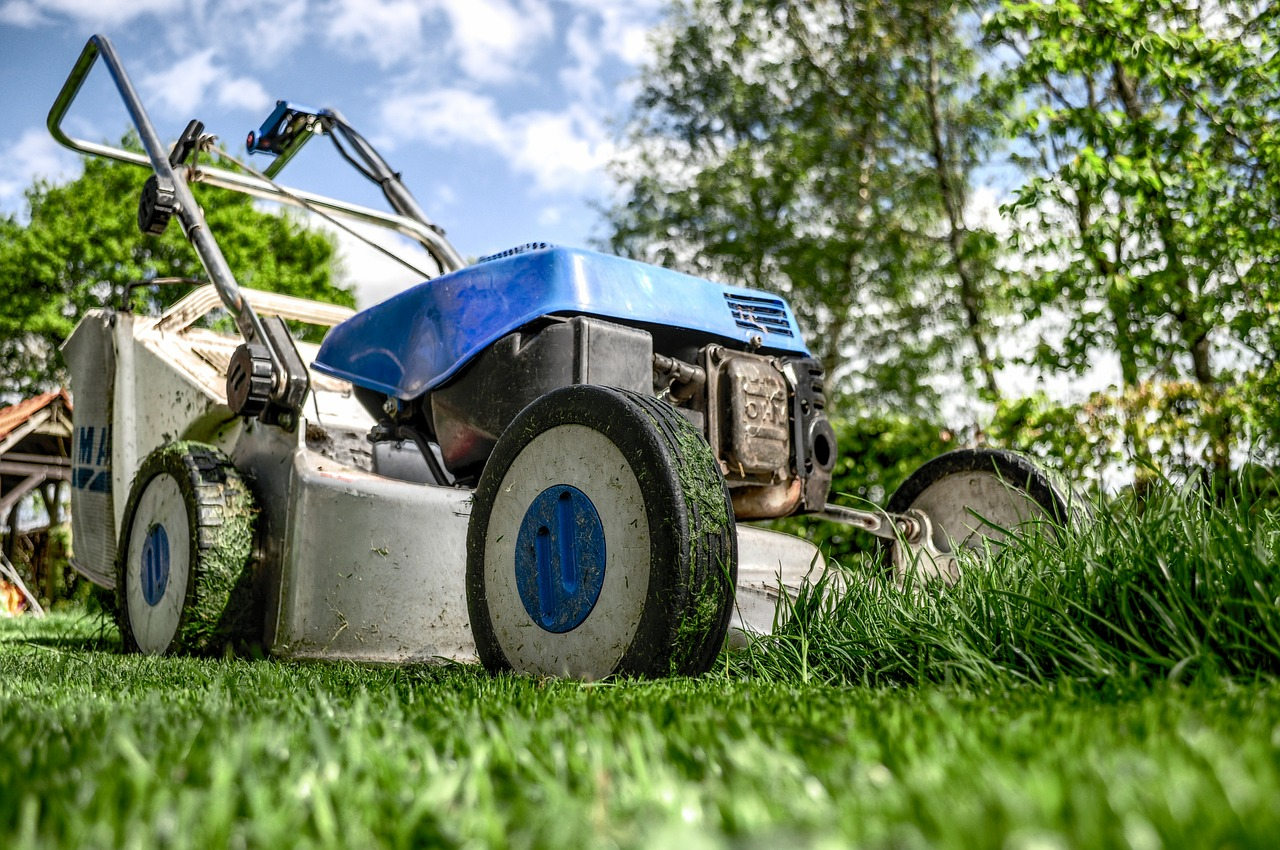 Hire Landscapers Mower